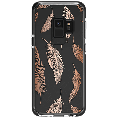 Gear4 Victoria Case Galxy S9 Feathers 99927584 vorne