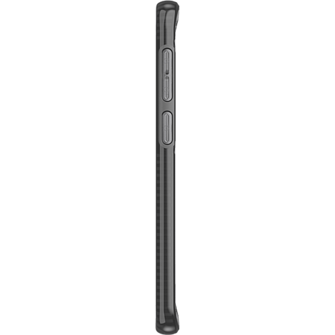 Tech21 Evo Check Hülle Smokey Black Samsung Galaxy S9 99927642 seitlich