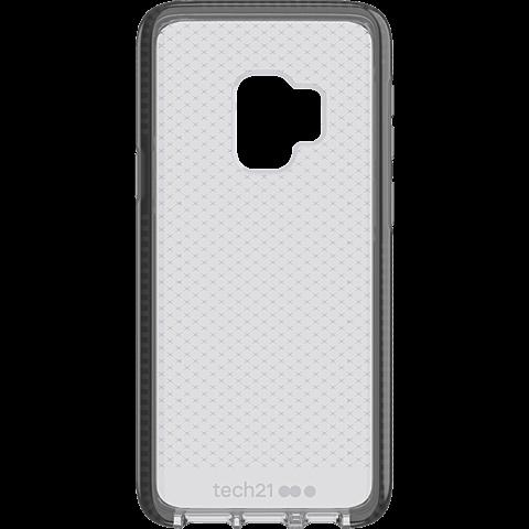 Tech21 Evo Check Hülle Smokey Black Samsung Galaxy S9 99927642 vorne
