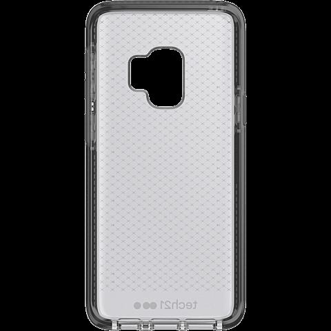 Tech21 Evo Check Hülle Smokey Black Samsung Galaxy S9 99927642 hinten