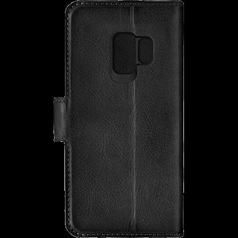 Bugatti Booklet Zurigo Samsung Galaxy S9 Schwarz 99927703 hinten