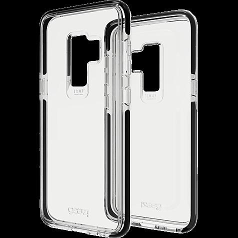 Gear4 Piccadilly Case Galaxy S9 Schwarz 99927581 hero