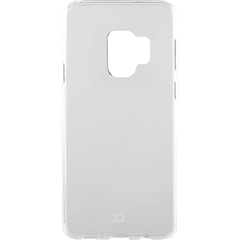 xqisit Flex Case Samsung Galaxy S9 Transparent 99927639 hero