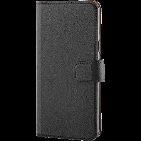 xqisit Slim Wallet Selection Samsung Galaxy S9 Schwarz 99927637 seitlich