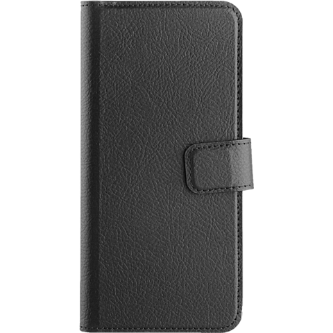 xqisit Slim Wallet Selection Samsung Galaxy S9 Schwarz 99927637 vorne