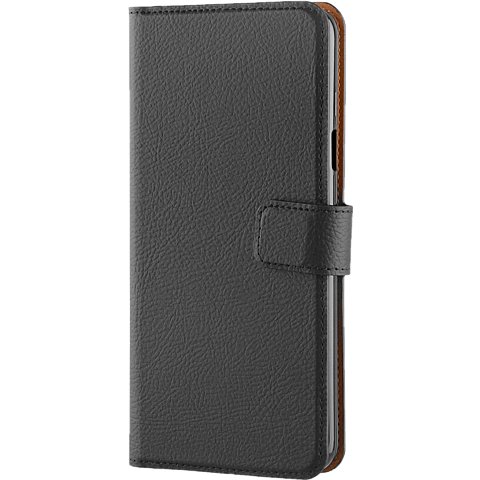 xqisit Slim Wallet Selection Samsung Galaxy S9 Plus Schwarz 99927638 seitlich