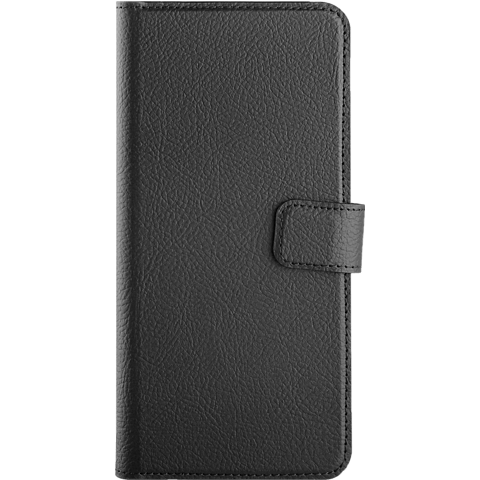 xqisit Slim Wallet Selection Samsung Galaxy S9 Plus Schwarz 99927638 vorne
