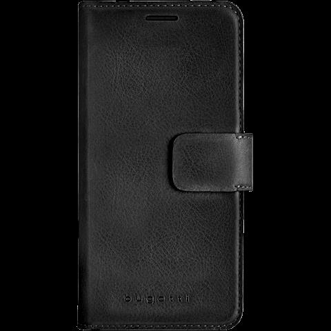 Bugatti Booklet Zurigo Samsung Galaxy S9 Plus Schwarz 99927704 vorne
