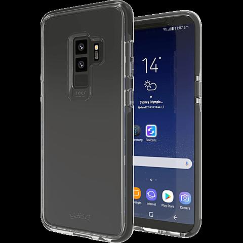 gear4 Piccadilly Case Samsung Galaxy S9 Plus Schwarz 99927582 vorne