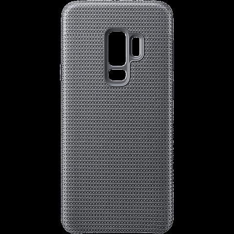 Samsung HyperKnit Cover Grau Galaxy S9 Plus 99927658 vorne