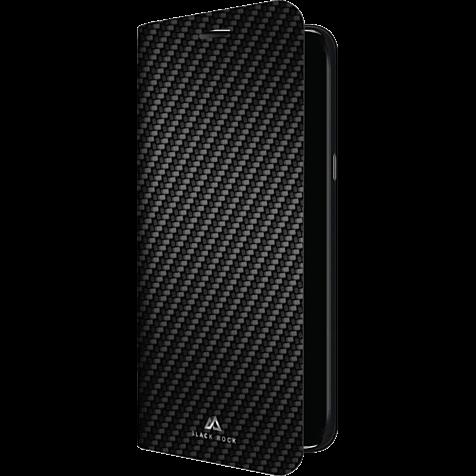 Black Rock Flex Carbon Booklet Schwarz Samsung Galaxy S9 99927622 hero