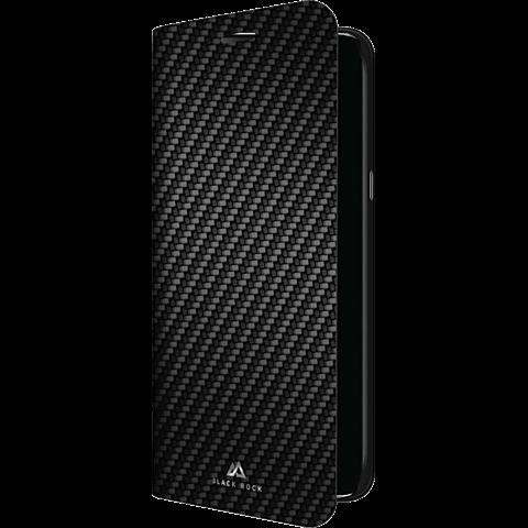 Black Rock Flex Carbon Booklet Schwarz Samsung Galaxy S9 99927622 vorne