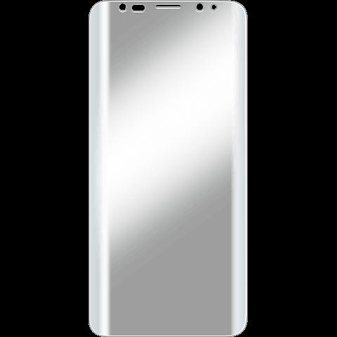 Displex Displayschutzfolie Transparent Samsung Galaxy S9 99927632 vorne