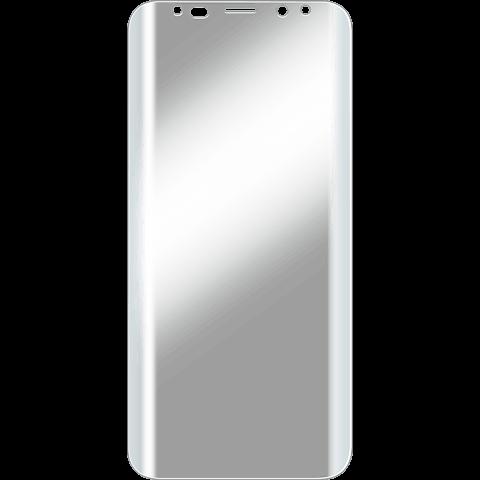 Displex Displayschutzfolie Transparent Samsung Galaxy S9+ 99927633 vorne