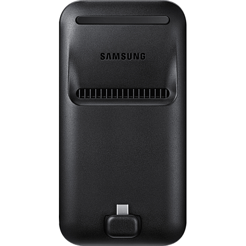 Samsung DeX Pad Schwarz 99927659 vorne