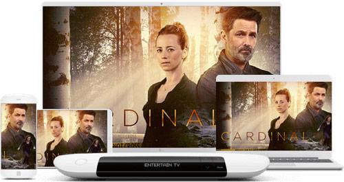 Cardinal Staffel 2: Jetzt bei EntertainTV genießen!