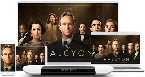 The Halcyon: Jetzt bei EntertainTV genießen!