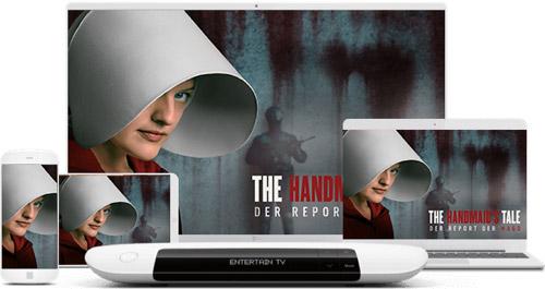 The Handmaid's Tale: Jetzt bei EntertainTV genießen!