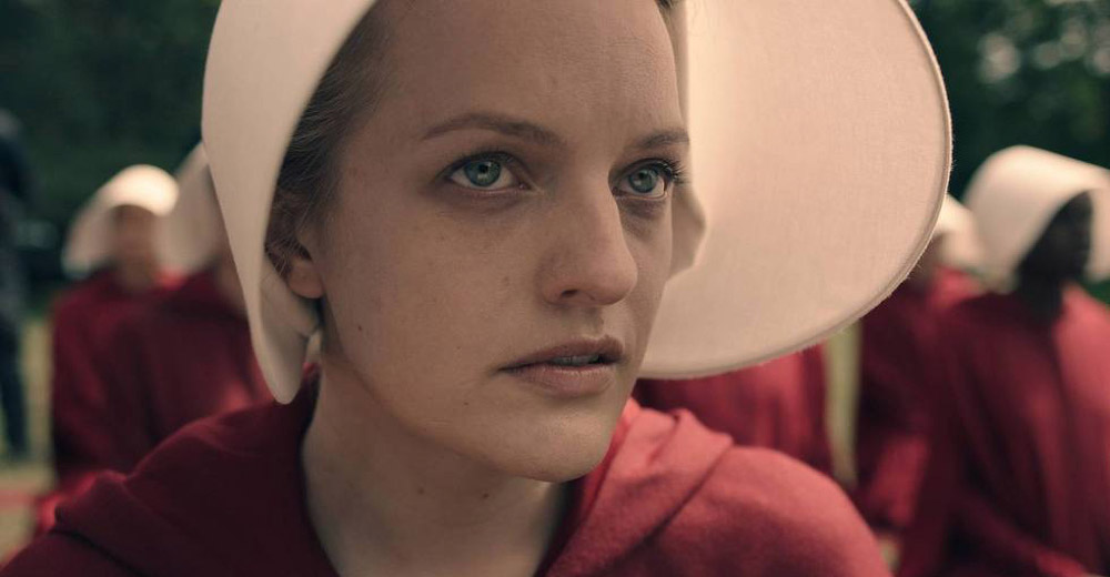 The Handmaid's Tale: Elisabeth Moss als Desfred
