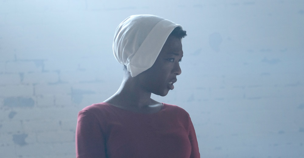 The Handmaid's Tale: Samira Wiley als Moira