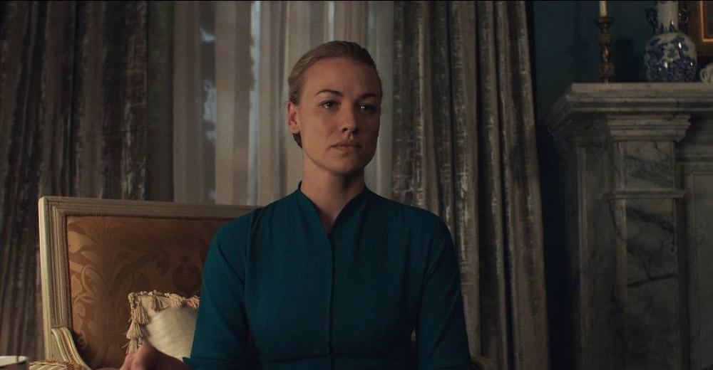 The Handmaid's Tale: Yvonne Strahovski als Serena Joy