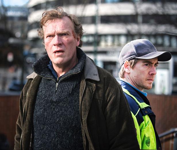 Valkyrien: In den Hauptrollen Ravn und sein Helfer Leif