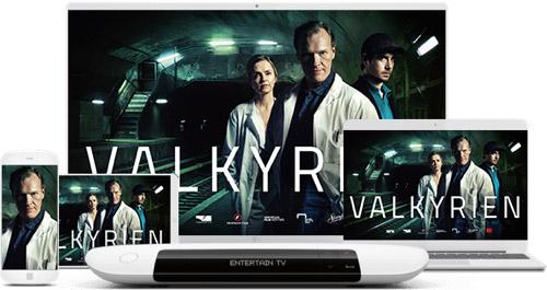 Valkyrien: Jetzt bei EntertainTV genießen!