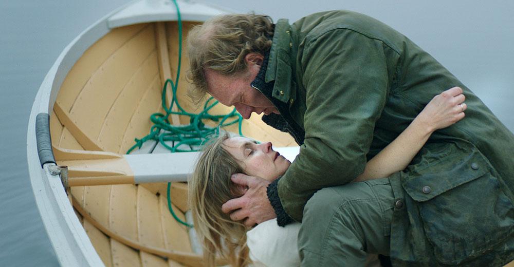 Valkyrien: Pia Halvorsen und Sven Nordin als Vilma und Ravn