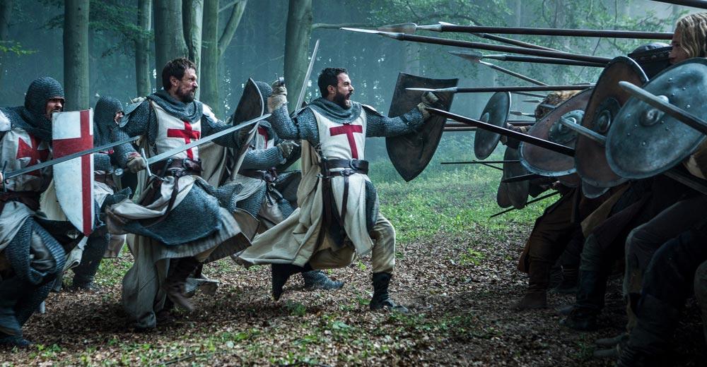 Knightfall: Der Templerorden bildet gläubige Ritter zu Elitekriegern aus