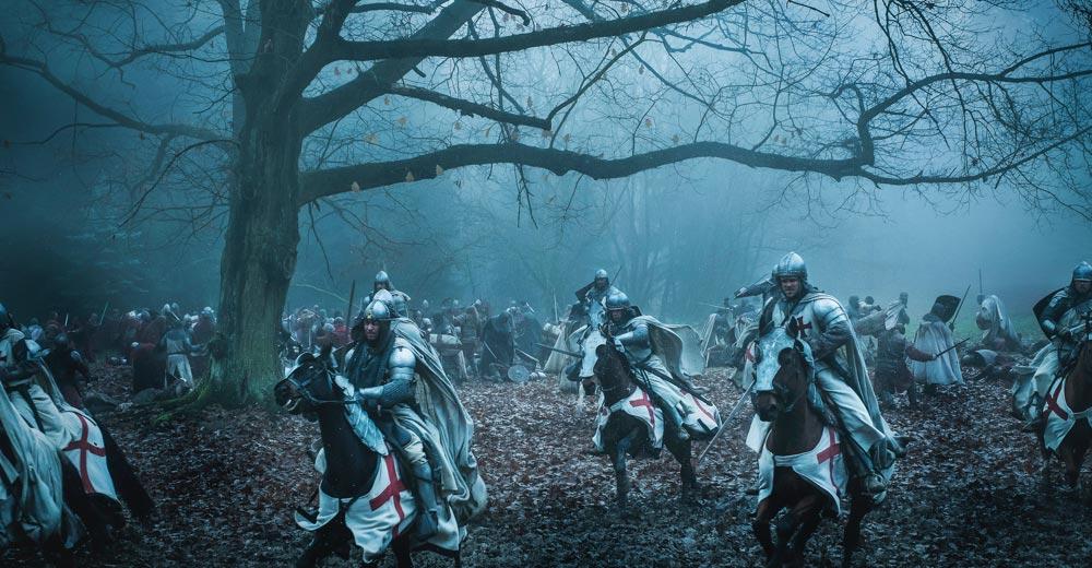 Knightfall: Die Templer folgen den Spuren des Heiligen Grals
