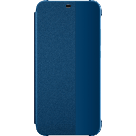 HUAWEI Smart View Flip Cover Blau P20 lite 99927681 hero