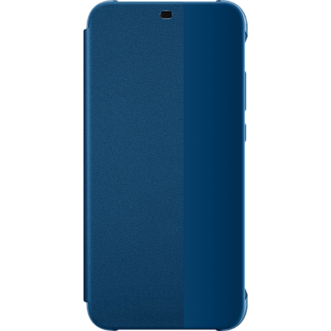 HUAWEI Smart View Flip Cover Blau P20 lite 99927681 vorne