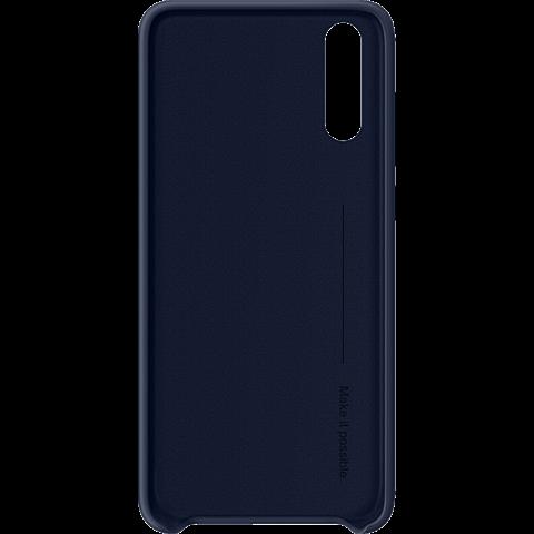HUAWEI Silikon Case Blau P20 99927684 hinten