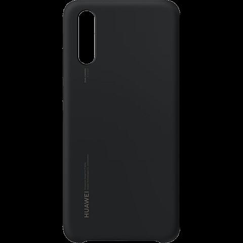 HUAWEI Silikon Case Schwarz P20 99927686 vorne