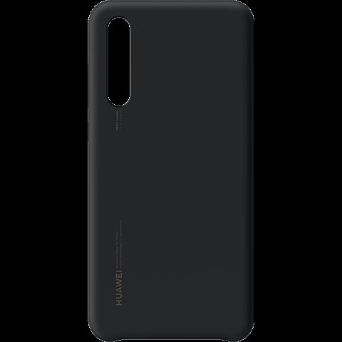 HUAWEI Silikon Case Schwarz P20 Pro 99927696 vorne