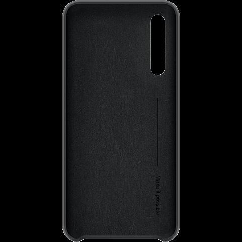 HUAWEI Silikon Case Schwarz P20 Pro 99927696 hinten
