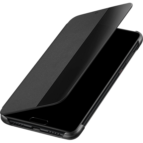 HUAWEI Smart View Flip Cover Schwarz P20 Pro 99927699 seitlich