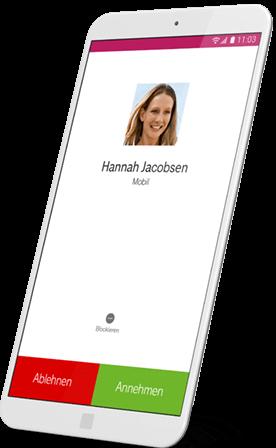 Hometalk App: Sprachqualität in High Definition