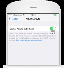 WLAN Call für iOS: WLAN-Anrufe auf iPhone aktivieren