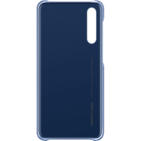 HUAWEI Color Case Blau P20 Pro 99927700 hinten