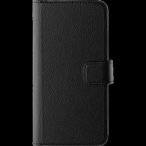 xqisit Slim Wallet Selection Schwarz Huawei P20 99927728 hero