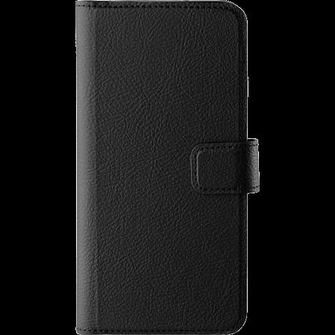 xqisit Slim Wallet Selection Schwarz Huawei P20 lite 99927729 vorne