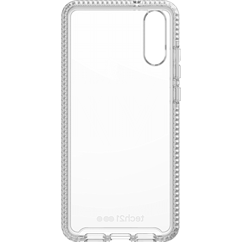 Tech21 Pure Clear Hülle Transparent HUAWEI P20 99927828 hinten