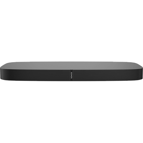 Sonos PLAYBASE WLAN-Soundbase Schwarz 99927839 hero