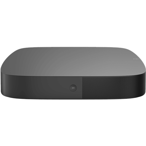 Sonos PLAYBASE WLAN-Soundbase Schwarz 99927839 hinten