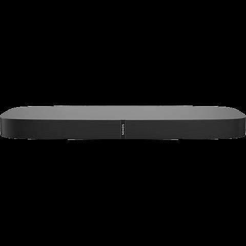 Sonos PLAYBASE WLAN-Soundbase Schwarz 99927839 vorne