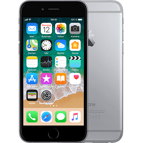 apple-iphone-6-64gb-spacegrau-vorne
