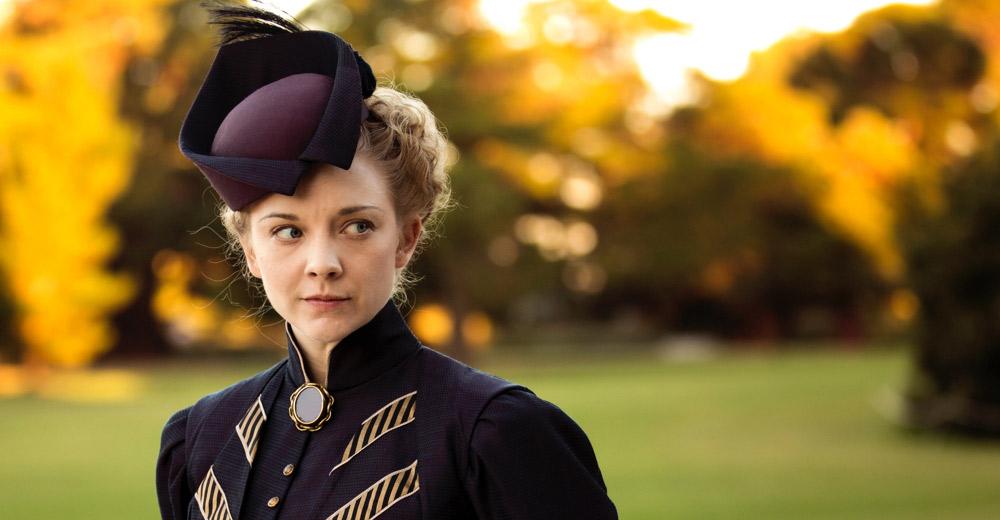 """Natalie Dormer als Hester Appleyard in einer Folge von """"Picnic at Hanging Rock"""""""
