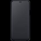 Samsung Wallet Cover Schwarz Galaxy A6+ 99927903 kategorie