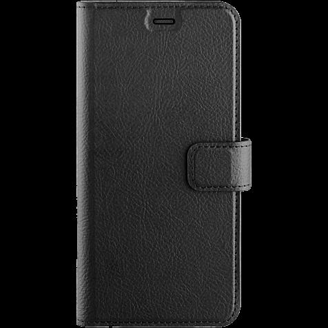 xqisit Slim Wallet Selection Schwarz Samsung Galaxy A6 99927940 hero